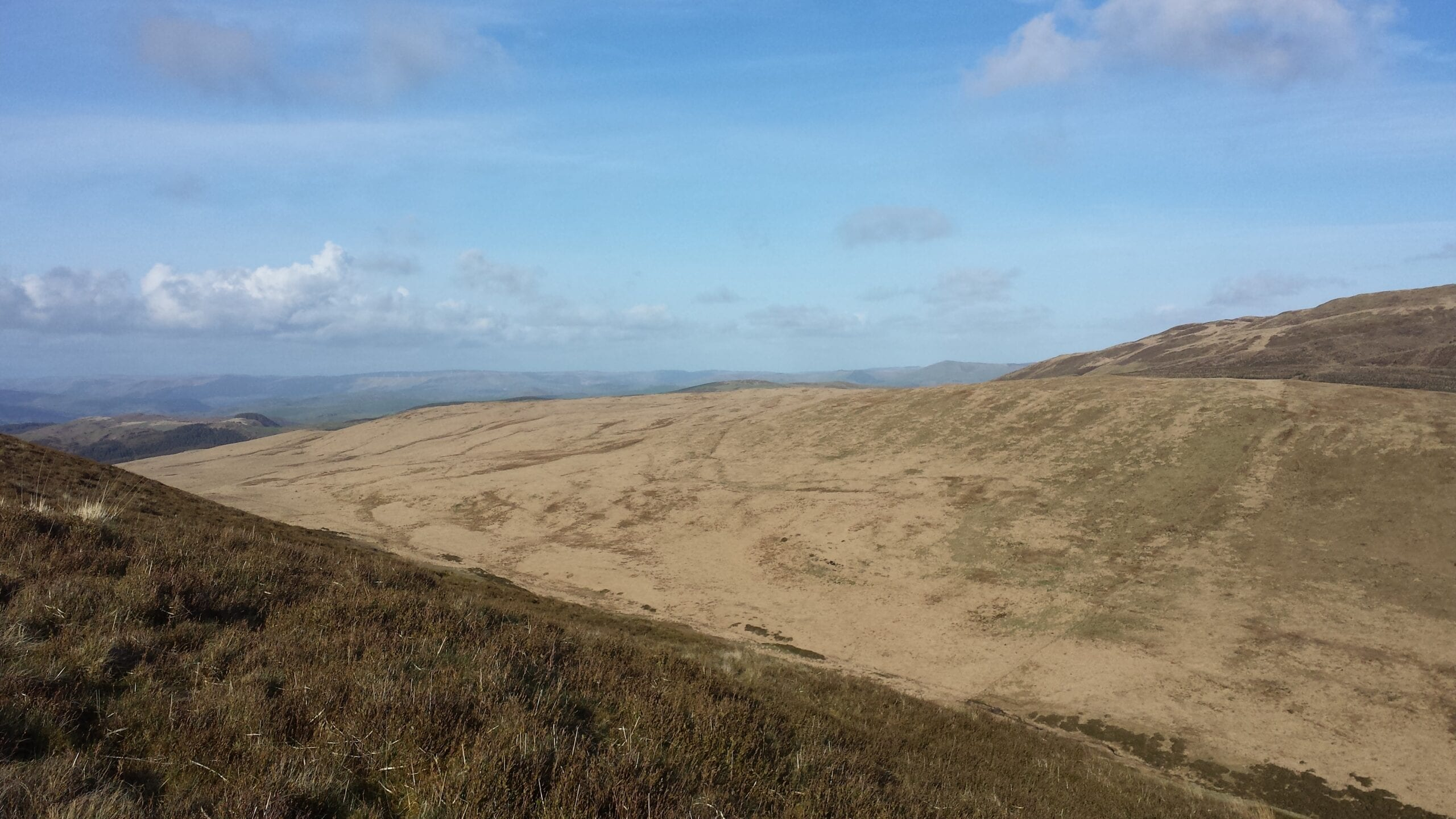 View of Bwlch Corog